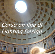 Corso on line di Lighting Design